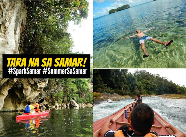 Spark Samar Summer sa Samar Campaign 2015