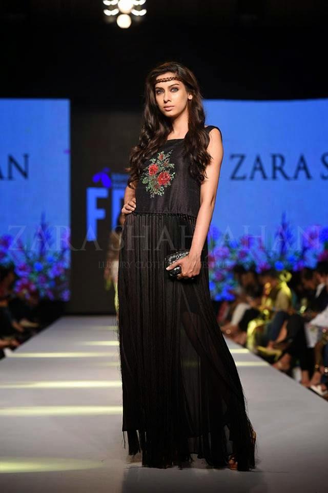 Zara Shahjahan TPFW Sexy Summer Dresses