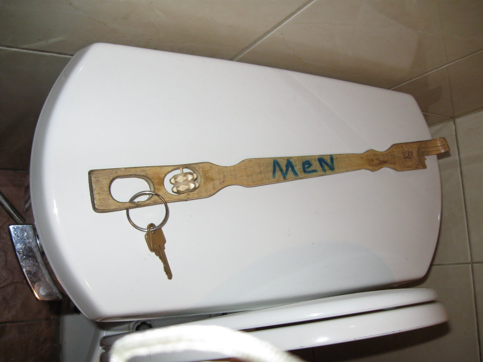 Bathroom Key the bathroom key chronicles