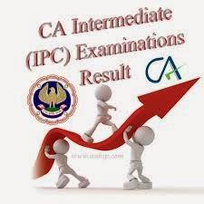 CA Intermediate IPCC November  Results 2014