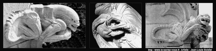 Les gargouilles de la chapelle de Bethleem Alien-gargouille-chapelle-bethleem-2