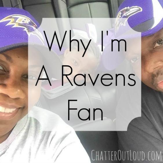Why I'm a Ravens Fan