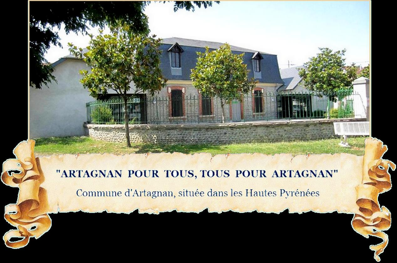 Commune d'Artagnan