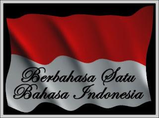 Ilustrasi Sejarah Bahasa Indonesia