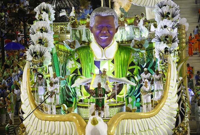 Brazil Festival Rio de Janeiro Carnival 2015 Photos
