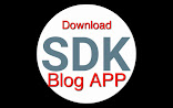 SDK Blog APP