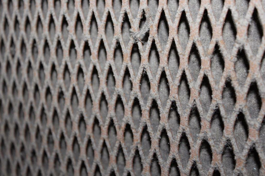 air intake filter screen