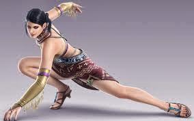 Tekken 6 Zafina