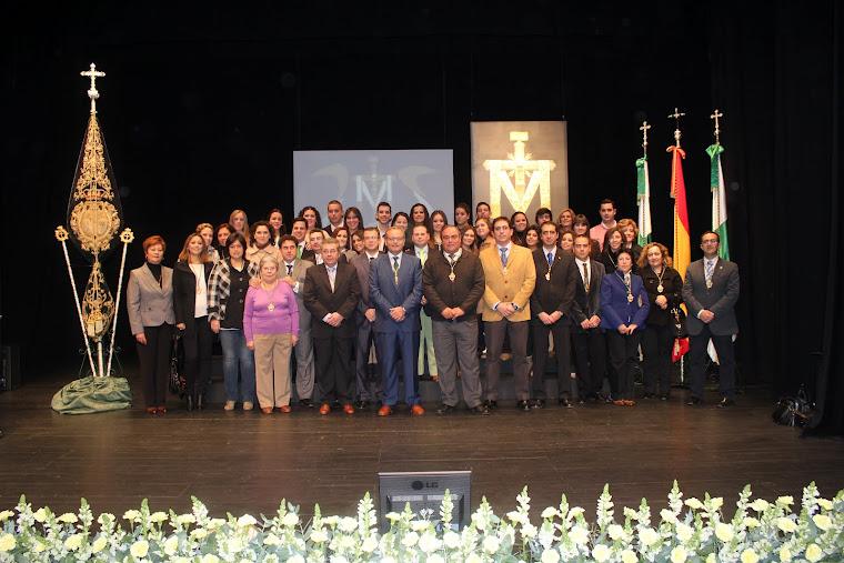 Presentación de actos año 2012