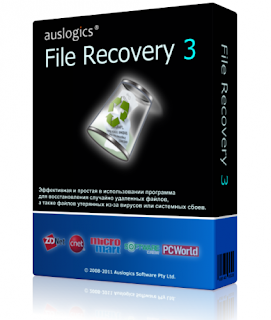 Download Auslogics File Recovery 4.4.0.0 Including Crack