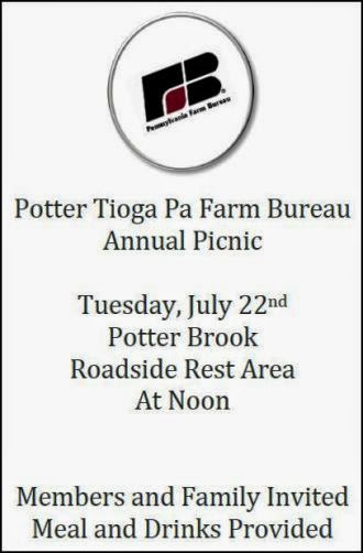 7-22 Farm Bureau Picnic at Potter Brook