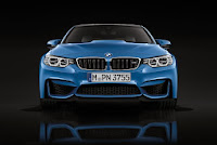 BMW M3 Saloon (2014) Front
