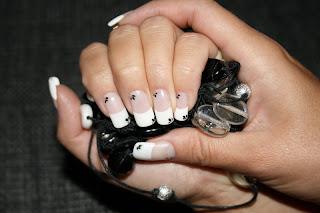 Decoración de uñas (fotos propias) - Taringa!