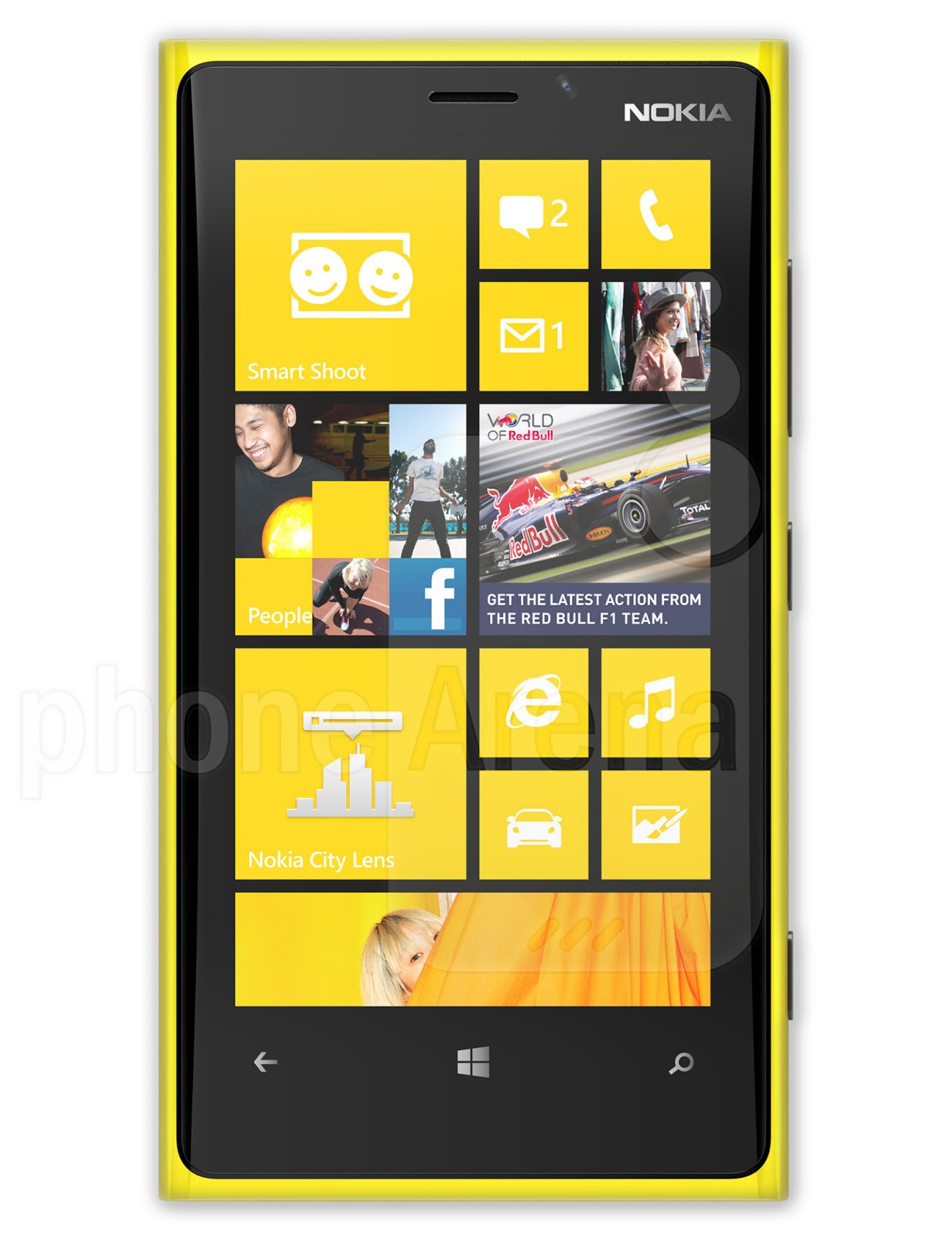 Nokia Lumia 920 (RM-820) Latest Flash Files Free Download.