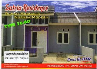 Perumahan Satria Residence Bekasi- Tambun Utara satria Jaya
