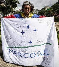 Fotos: bandeira Mercosul