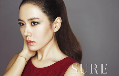 Son Ye Jin - Sure Magazine October Issue 2013