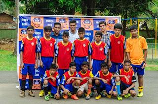 FC Goa organize grassroots festival