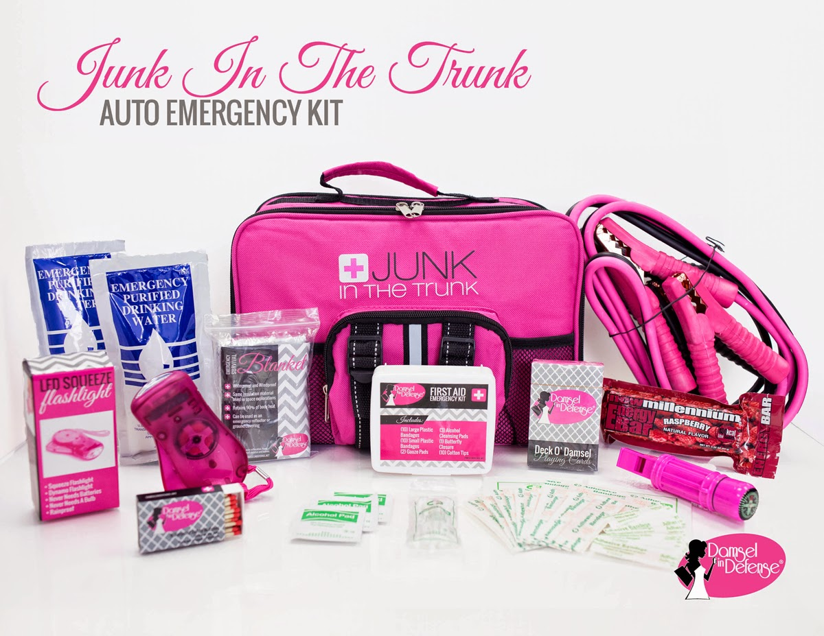 Junk in the Trunk Auto Emergency Kit