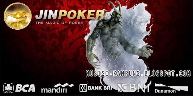 JinPoker.com Agen Judi Poker Dan Domino Online Indonesia Terpercaya