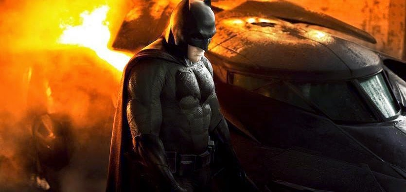 Filme solo do Batman com Ben Affleck pode chegar em 2019?
