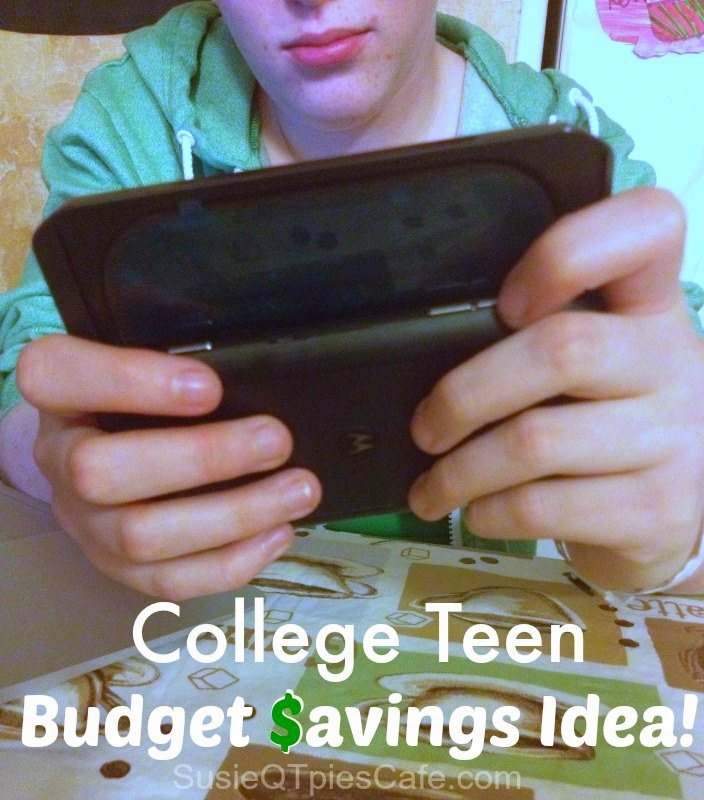 budget savings for college