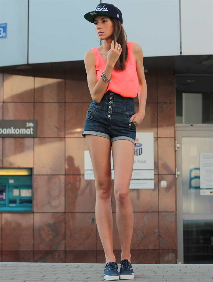 snapback outfits for girls