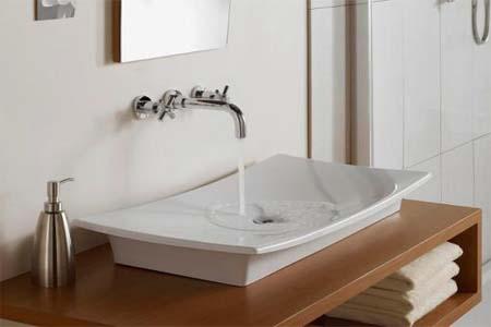 Future House Design Creative Bathroom Sinks Design