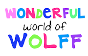 Mrs. Wolff's Blog