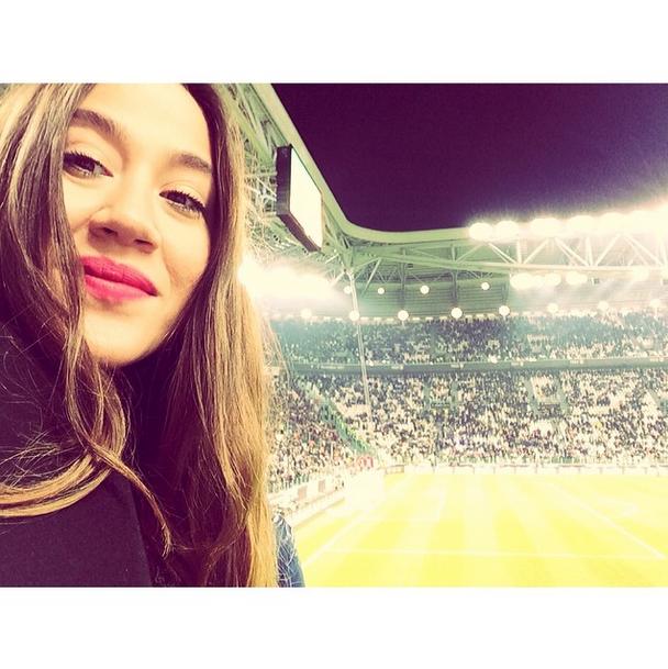 Jimena Baron and Pablo Daniel Osvaldo – Juventus WAGs | MR.SPORT