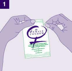 kondom wanita 1 Cara Menggunakan Kondom Pria Dan Wanita Yang Benar