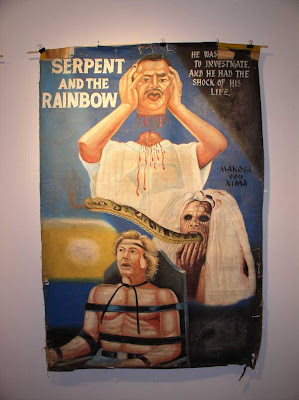 Poster de Serpent and the Rainbow