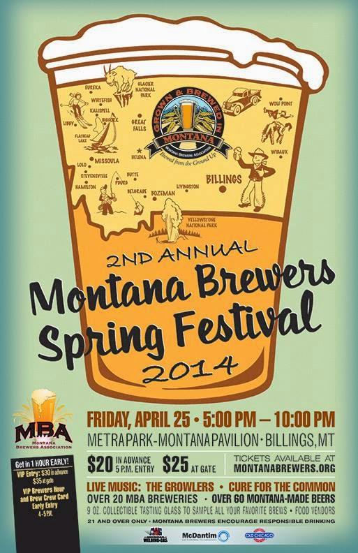 MBA Spring Brewfest 2014