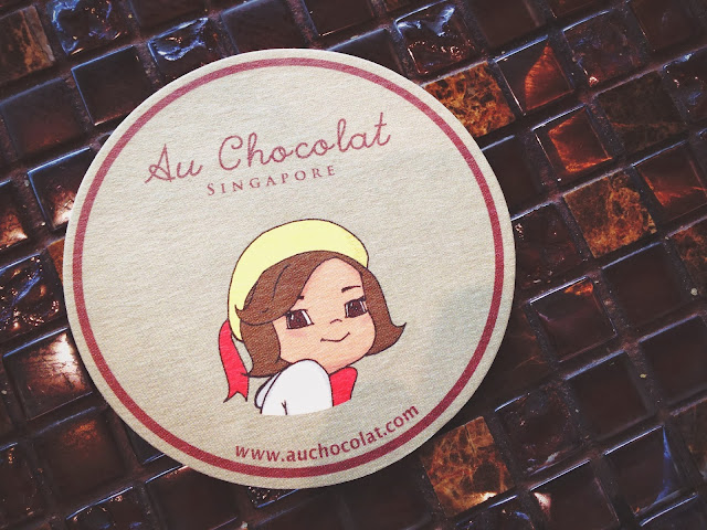 Au Chocolat's Danielle