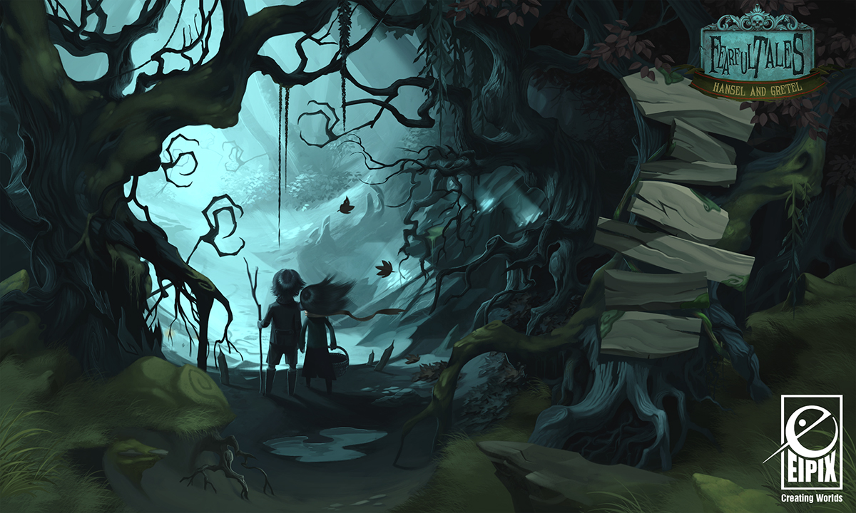 "Vanja Todoric Art - UPDATE 11.09.2013 (Fearful Tales - ""Hansel and Gretel"" the GAME)"