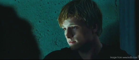 Peeta - Hunger Games Movie 2012