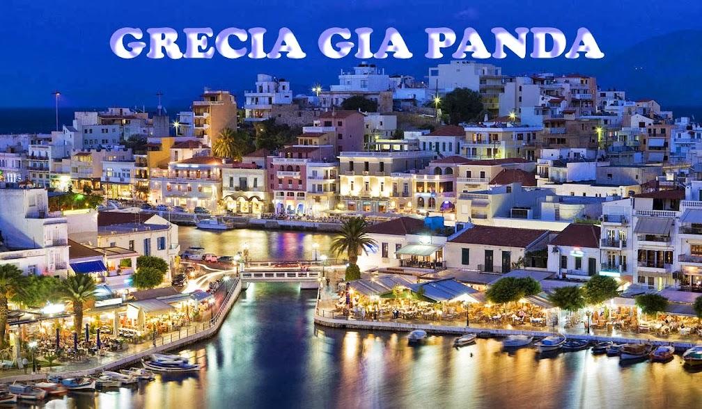 GRECIA GIA PANDA