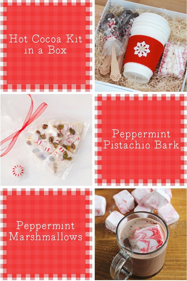 Diy edible christmas gifts gathering beauty for Edible christmas gift ideas to make