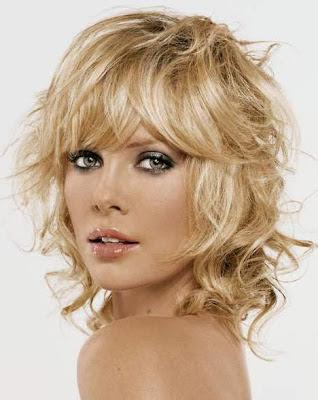 Peinado Media Melena Ondulada - 21 peinados para media melena que son tendencia del