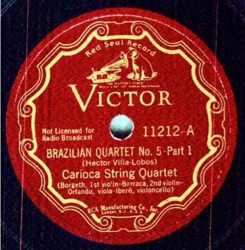Carioca String Quartet