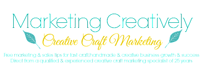 Free marketing & sales tips to boost creative,craft & handmade business success. FREE ebook!