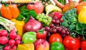 Makanan dan Buah-buahan yang Bagus Untuk Kesehatan Ginjal