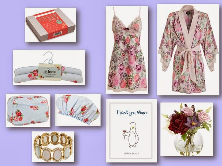 Debenhams Mothers Day gift ideas