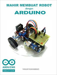Buku Membuat Robot ARDUINO