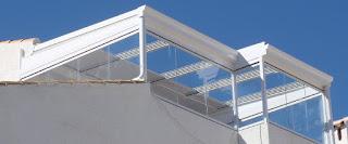Cerramientos: techos fijos