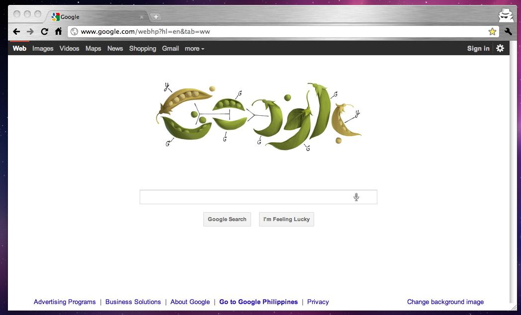 Gregor-Mendel-Google-Doodle-2011-July