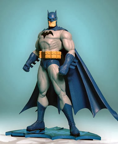 Batman paraphernalia is always on my radar