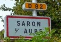 Un autre site sur Saron
