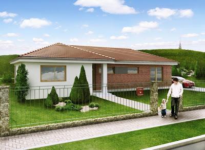 Rodinné domy Čierna Voda - 5. ELEMENT