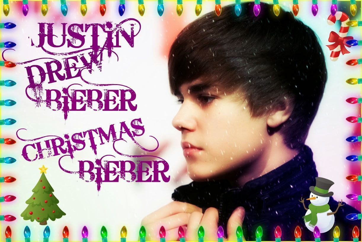 Top HD Wallpapers: Justin Bieber merry christmas wallpapers